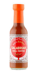 CALABRIAN CHILI PEPPER <br>HOT SAUCE <br> oz